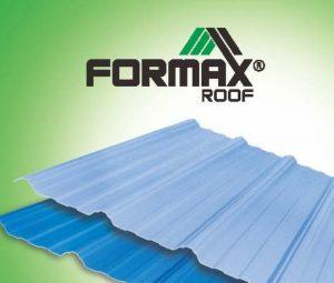 Atap Upvc Formax Roof Ready Stock Siap Kirim